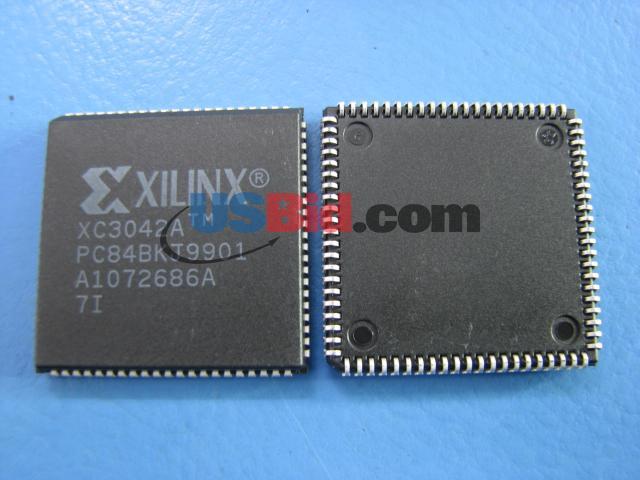 XC3042A-7PC84I photos