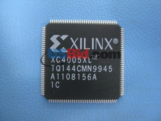 XC4005XL-1TQ144C photos