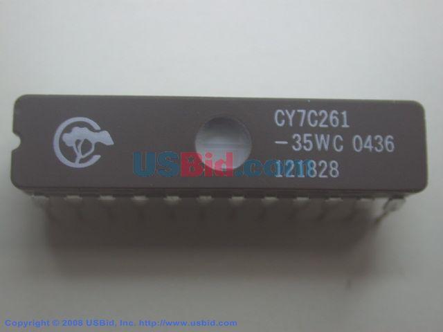CY7C261-35WC photos