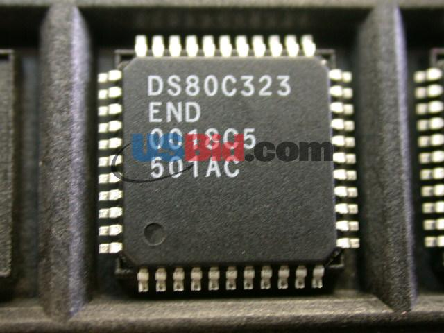 DS80C323-END photos