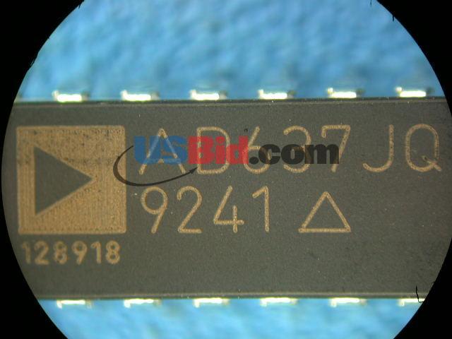 AD637JQ photos