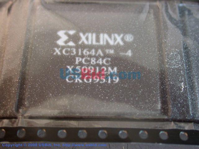 XC3164A-4PC84C photos