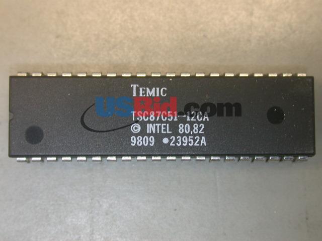 TSC87C51-12CA