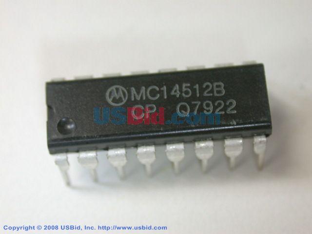 MC14512BCP photos