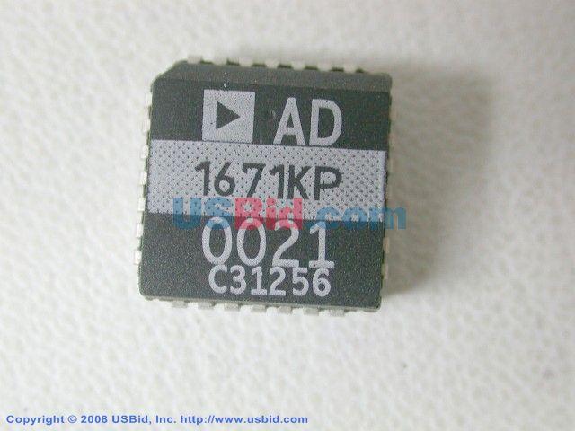 AD1671KP photos