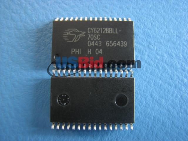 CY62128BLL-70SC photos
