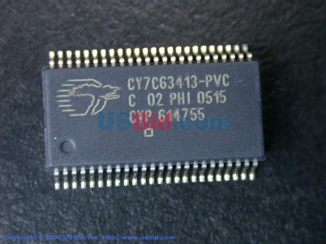CY7C63413PVC
