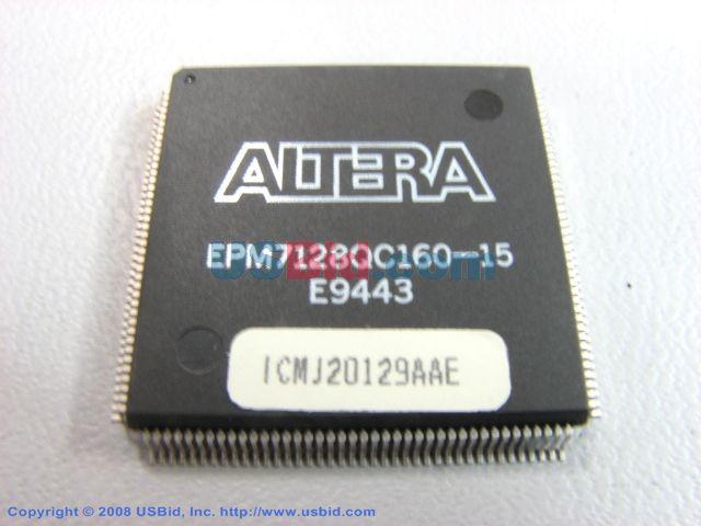 EPM7128QC160-15 photos