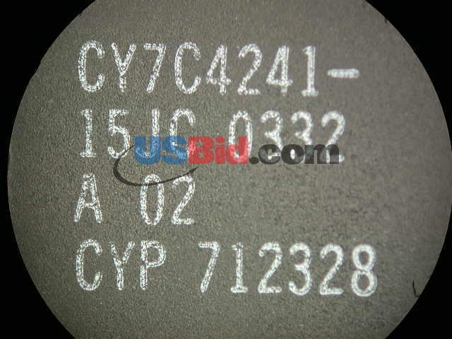 CY7C424115JC photos