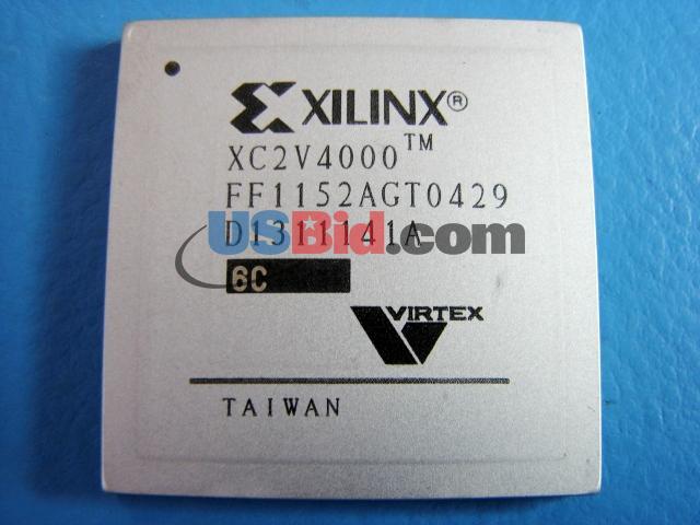 XC2V4000-4FF1152I photos