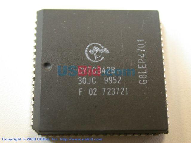 CY7C342B30JC