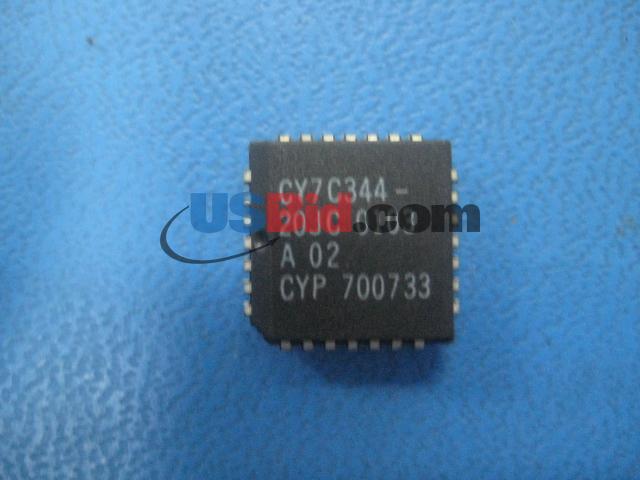 CY7C344-20JC