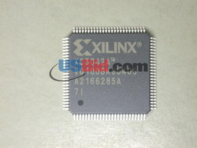 XC3042A-7VQ100I photos
