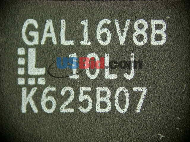 GAL16V8B-10LJ photos