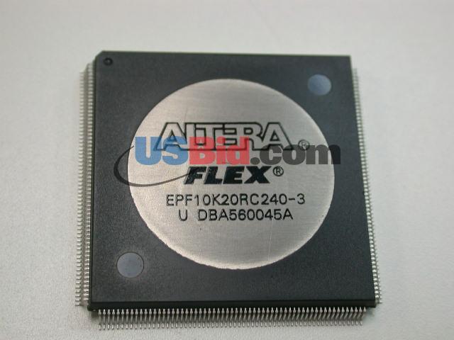 EPF10K20RC240-3 photos