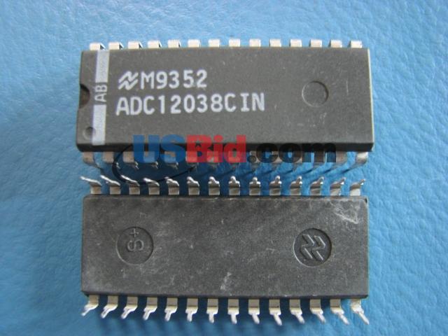 ADC12038CIN photos