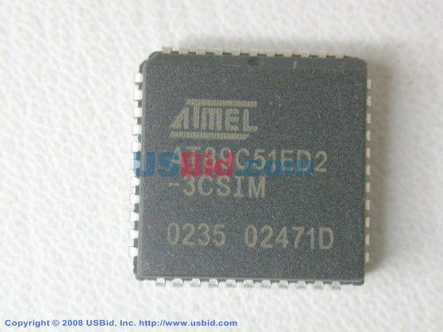 AT89C51ED2-3CSIM photos