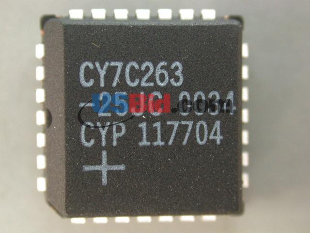 CY7C263-25JC photos