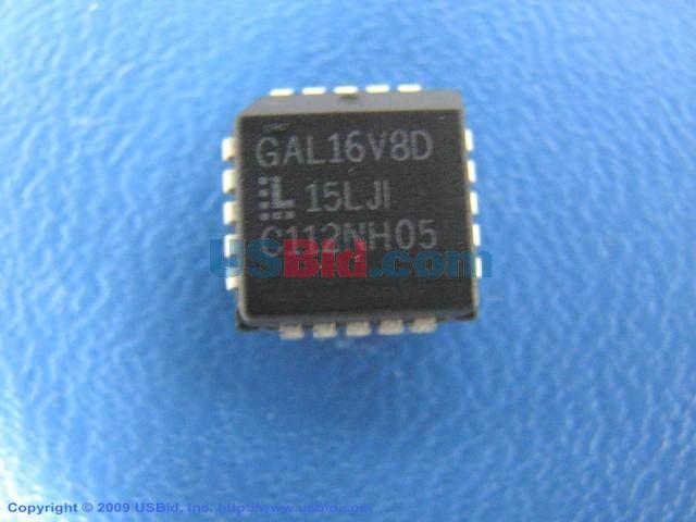 GAL16V8D-15LJI photos