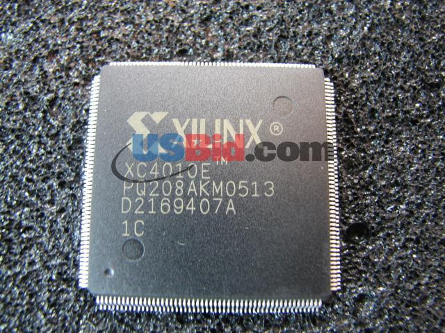 XC4010E-1PQ208C photos