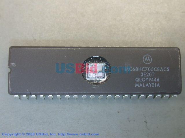 MC68HC705C8ACS photos