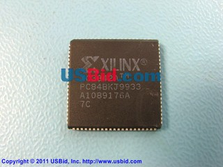 XC3042A-7PC84C photos