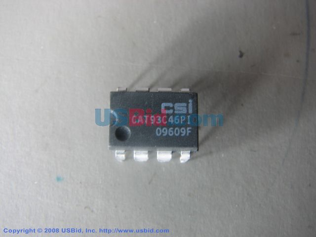 CAT93C46PI photos