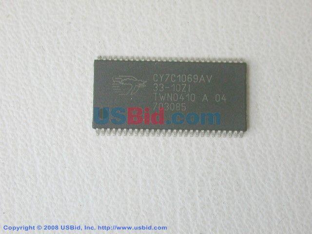 CY7C1069AV3310ZI