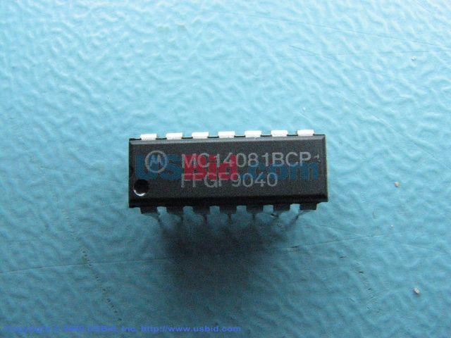 MC14081BCP photos
