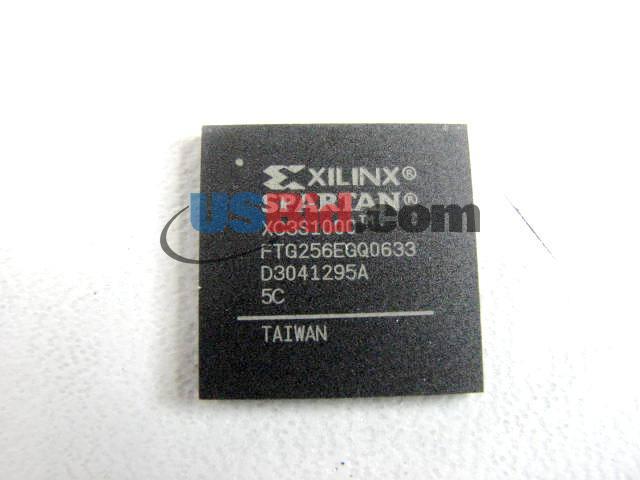 XC3S1000-5FTG256C photos