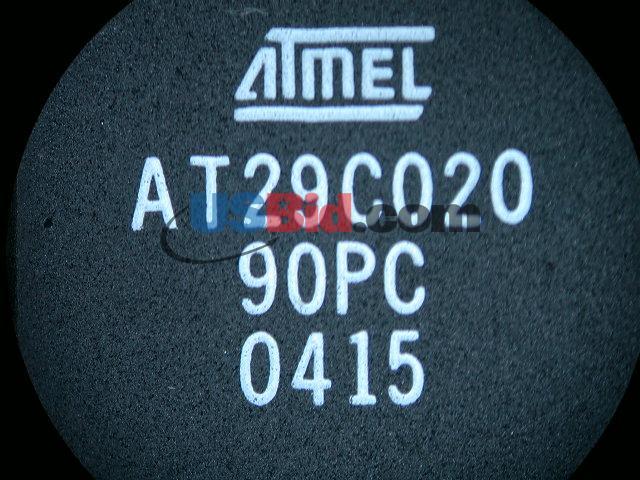 AT29C020-90PC photos