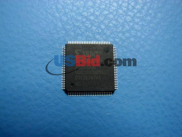 XC3S500E-4VQG100C photos