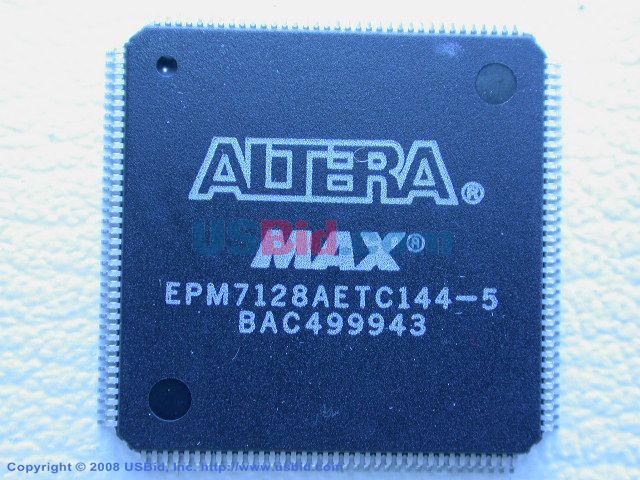 EPM7128AETC144-5 photos