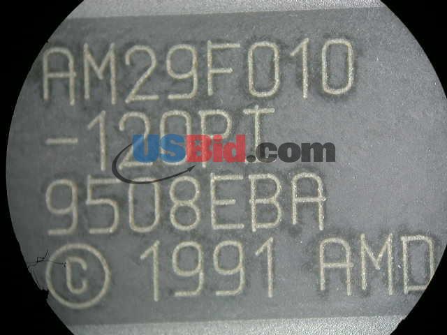 AM29F010-120PI photos