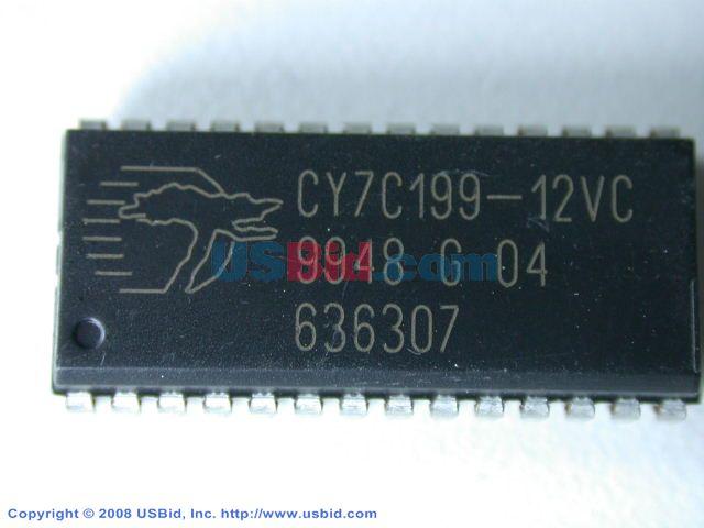 CY7C19912VC photos