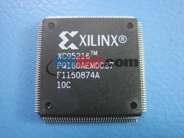 XC95216-10PQ160C photos