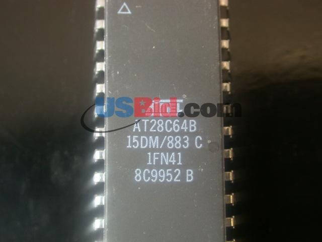 AT28C64B-15DM/883C photos