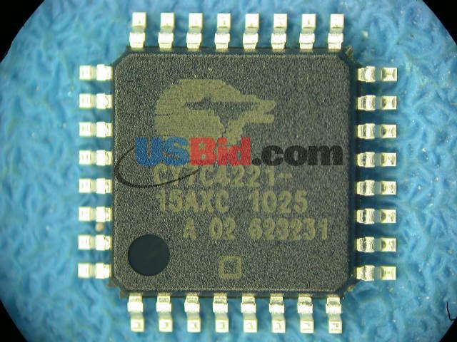 CY7C4221-15AXC photos