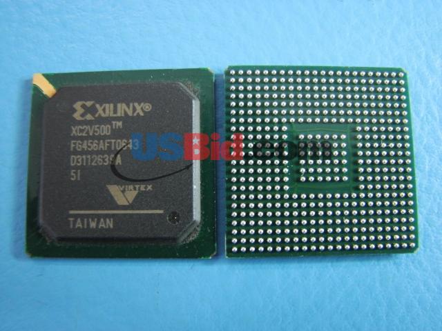 XC2V500-5FG456I photos
