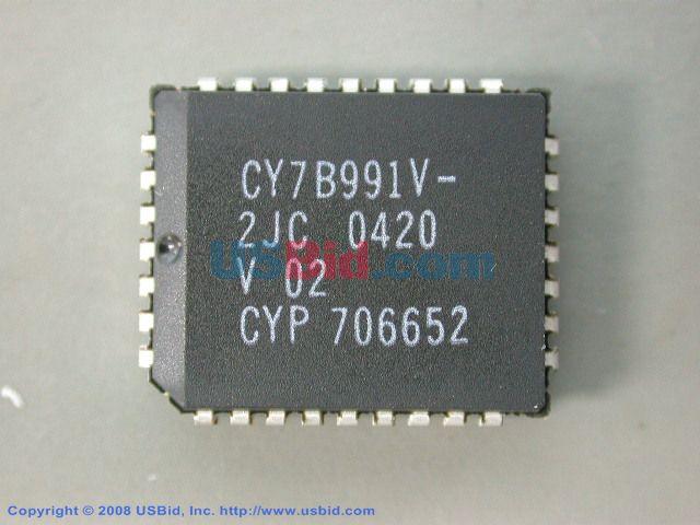 CY7B991V2JC photos