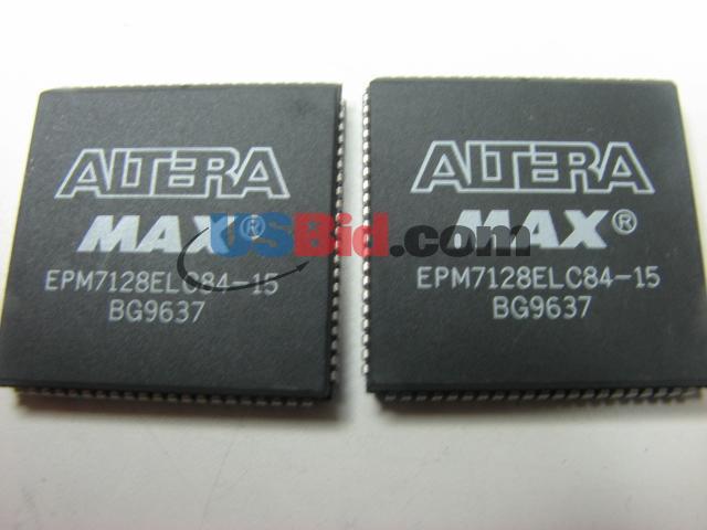 EPM7128ELC84-15 photos