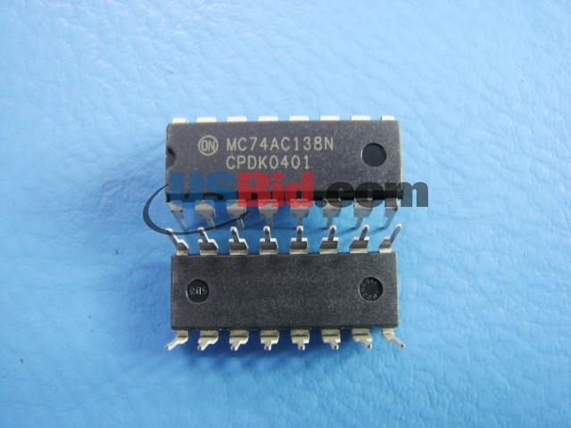 MC74AC138N photos