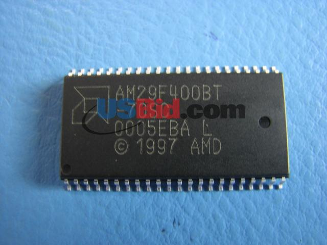 AM29F400BT-70SC photos