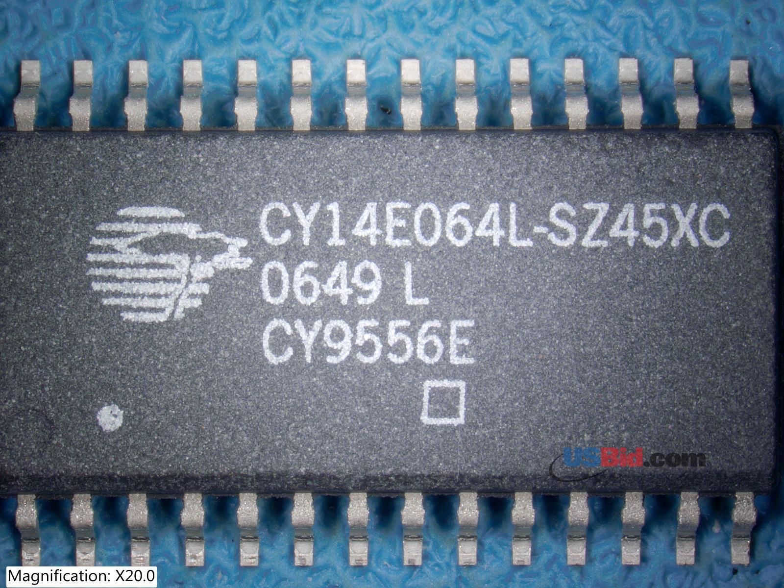CY14E064L-SZ45XC photos