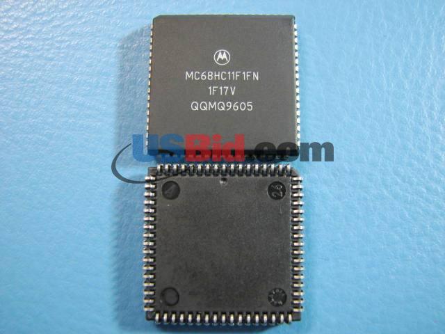 MC68HC11F1FN photos