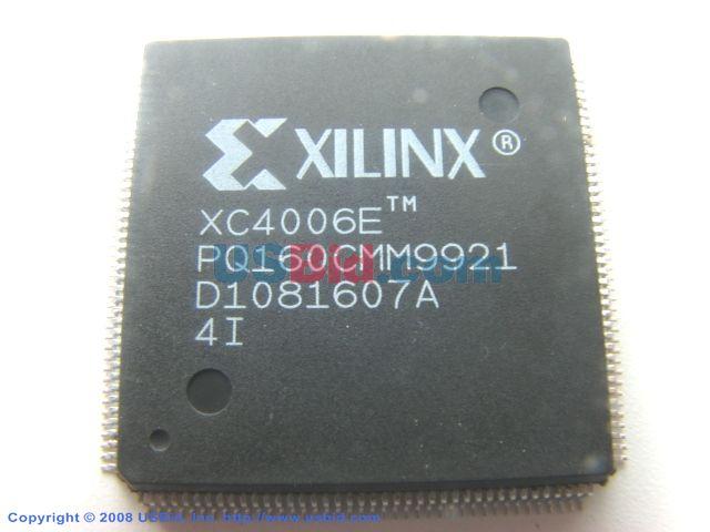 XC4006E-4PQ160I photos