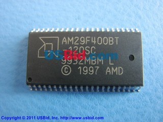 AM29F400BT-120SC photos