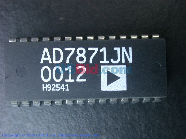 AD7871JN photos