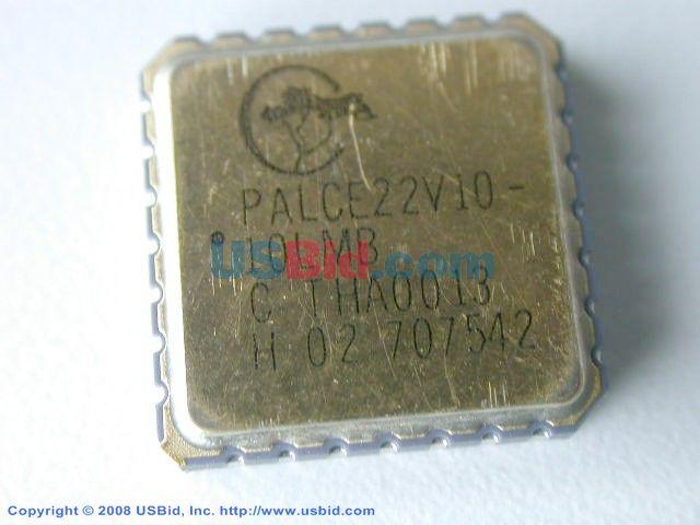 PALCE22V10-10LMB photos