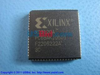 XC3120A-3PC68C photos